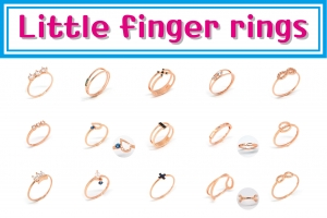 Little finger rings